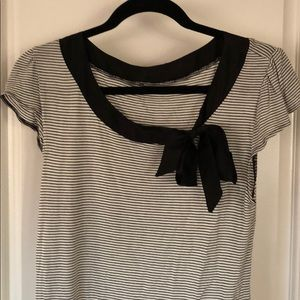 Tops - Striped shirt from Anthropologie